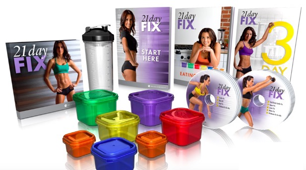 21 Day Fix Workout Download