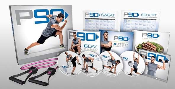 P90 Workout Download