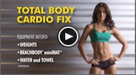Total Body Cardio Videos