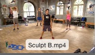 Sculpt B Video