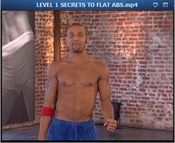 Secrets to Flat Abs Videos